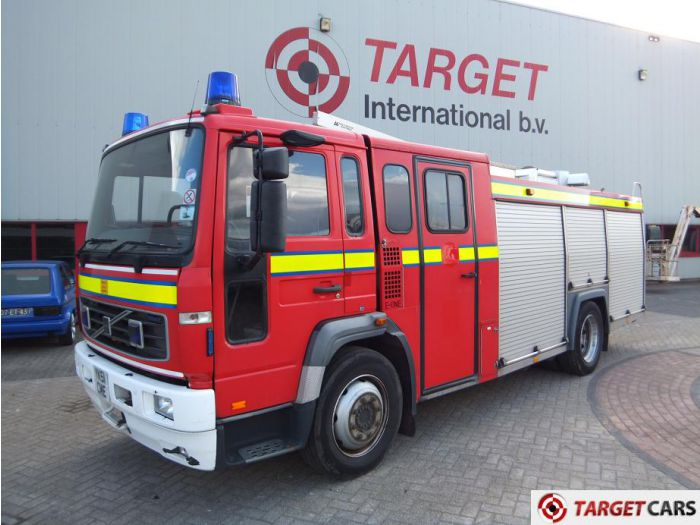 VOLVO FL6-15 FIRE ENGINE 5480CC EURO3 RED 10-2001