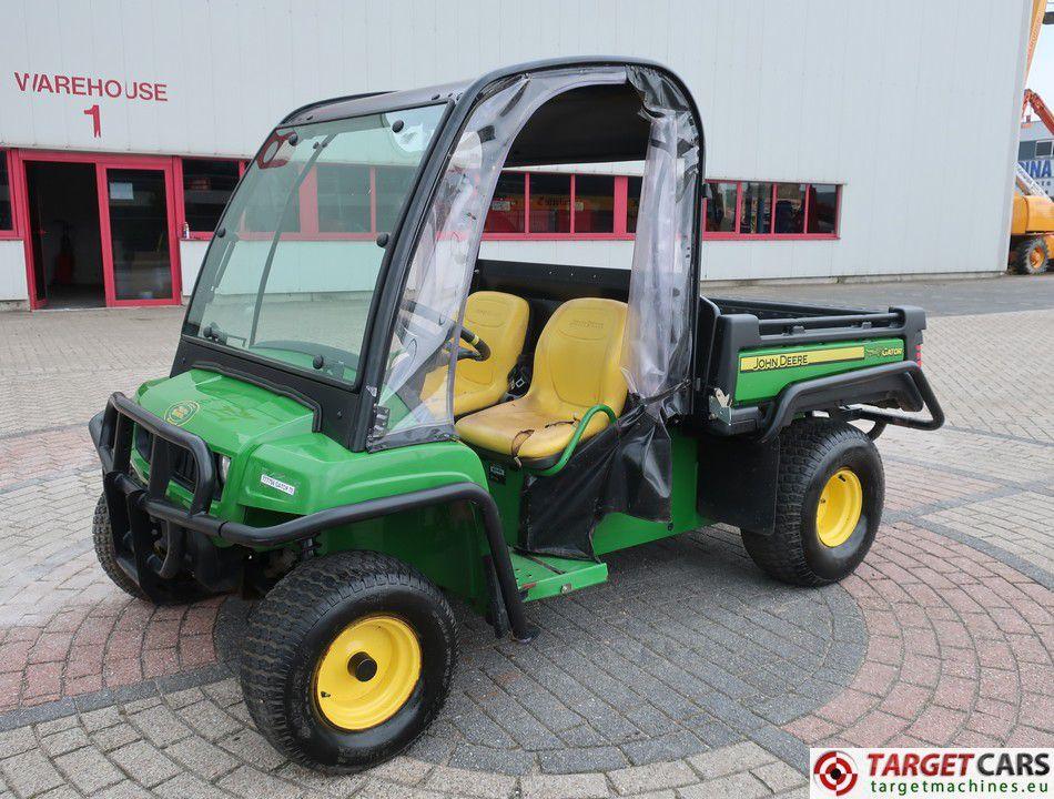 John Deere Utv >> John Deere Gator Te Utv 4x2 Utility Vehicle Electric 2015 Green 185hrs