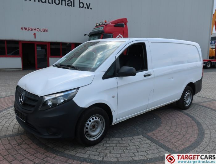 MERCEDES-BENZ VITO 114CDI LONG PANEL VAN 136HP WHITE 02-16 142376KM LHD