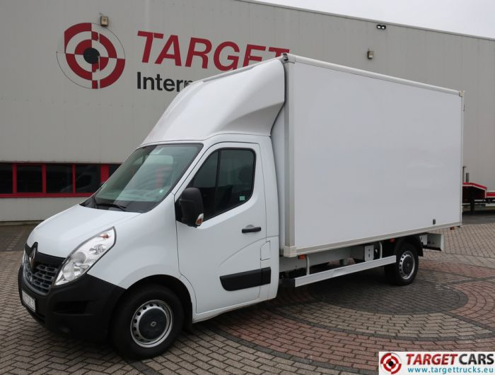RENAULT MASTER 2,3 DCI CLOSED BOX VAN 125HP 11-16 91395KM EURO 6 LHD