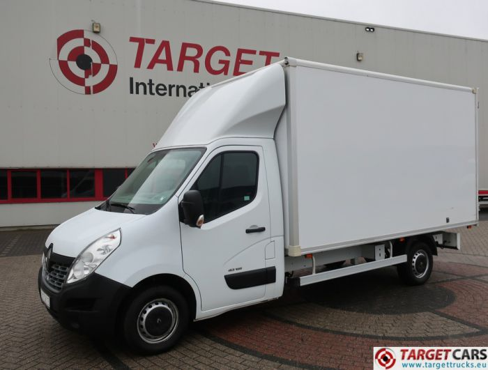 RENAULT MASTER 2,3 DCI CLOSED BOX VAN 125HP 10-15 83517KM EURO 5 LHD