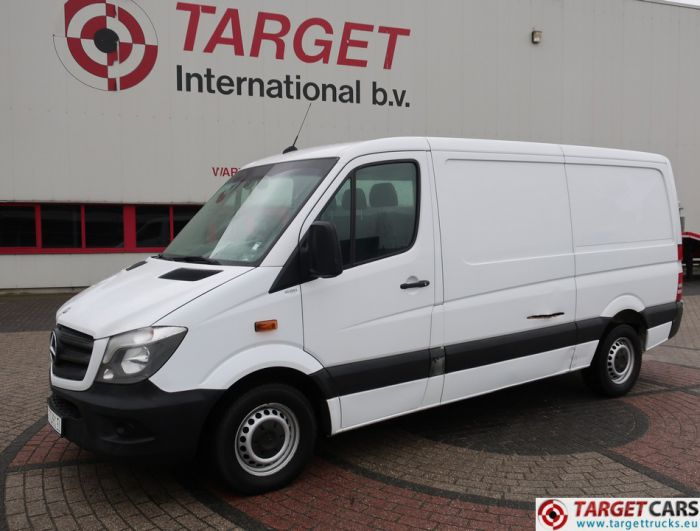 MERCEDES-BENZ SPRINTER 310CDI L2H1 PANEL VAN 95HP WHITE 04-14 185255KM LHD