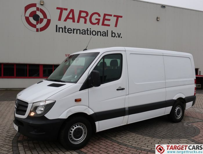 MERCEDES-BENZ SPRINTER 310CDI L2H1 PANEL VAN 95HP WHITE 03-14 190626KM LHD