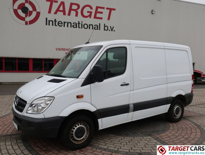 MERCEDES-BENZ SPRINTER 210CDI L1H1 PANEL VAN 95HP WHITE 07-13 176645KM LHD