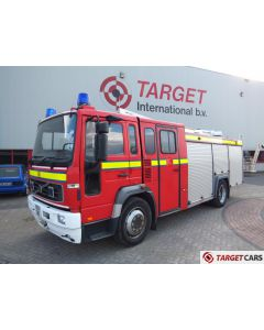 VOLVO FL6-15 FIRE ENGINE 5480CC EURO3 RED 10-2001