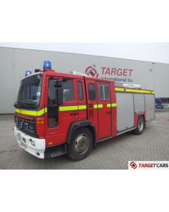 VOLVO FL6-14 FIRE ENGINE 5480CC RED 11-1999