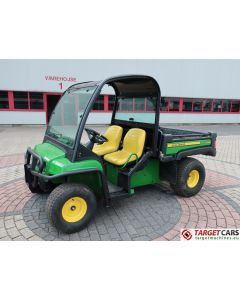 JOHN DEERE GATOR TE UTV 4x2 UTILITY VEHICLE ELECTRIC 2013 GREEN