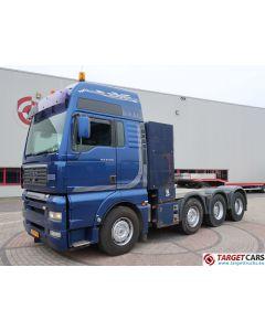 MAN TGA 41.530 8x4 XXL TRUCK TRACTOR 160TON BLUE 08-2005