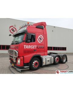 VOLVO FH400 D13 6x2 TRACTOR 01-08 486342KM GLOBETROTTER XL I-SHIFT RED EURO4 NL REG