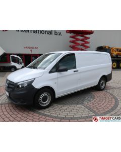 MERCEDES-BENZ VITO 114CDI LONG PANEL VAN 136HP WHITE 07-16 107936KM LHD