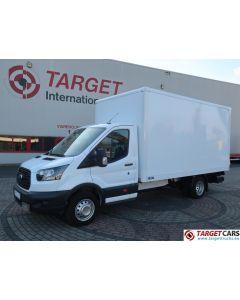 FORD TRANSIT 350 CLOSED BOX VAN W/TAILLIFT 131HP 01-17 50740KM EURO 6 LHD