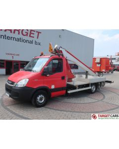 IVECO DAILY 35S11 W/ MULITEL 160ALU/DS BOOM WORK LIFT 1600CM 06-10
