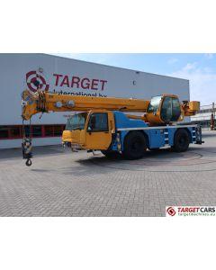 TEREX PPM AC35L MOBILE 35T 37.4M 4x4x4 ALL TERRAIN CRANE 05-2005 135135KM 8816HRS